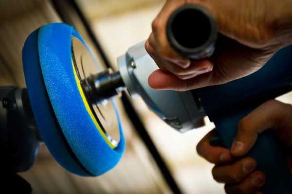 Насадка для полировки автомобиля виды кругов и оборудования