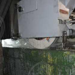Шлифование станины токарного станка
